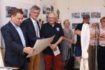 Christopher Mormul (MVB), Verbandsbürgermeister Ralph Spiegler und TV-Schatzmeister Helmut Schmitt (v.l)